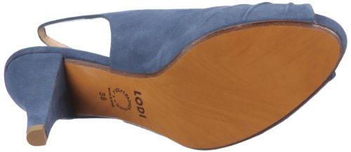 Lodi LUCIA 15965 Damen Sandalen Blau (Jeans)