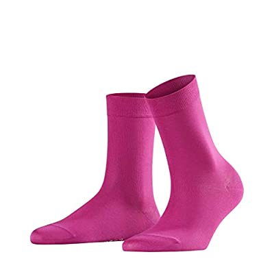 Falke Cotton Touch Socks, 1, Artic Pink at Women's Clothing store