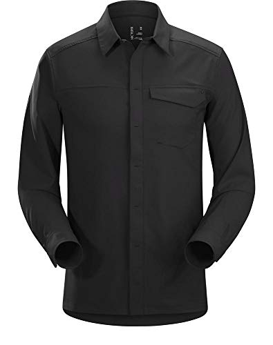 9567df9731c Skyline LS Shirt Men's (Black, Large) for sale Delivered anywhere in USA