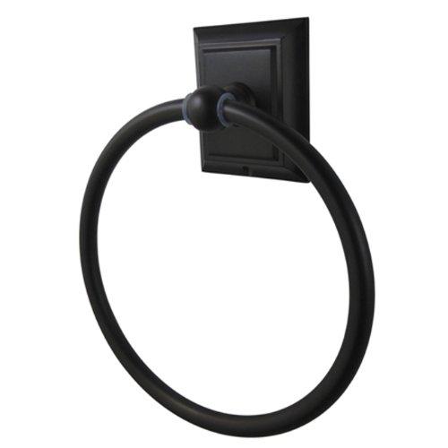 Solid Bronze Towel Ring (Kingston Brass Millennium Towel Ring, 7.63