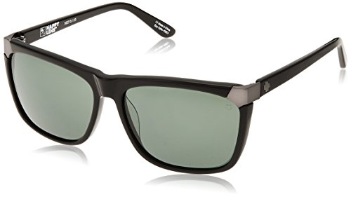 SPY Optic Emerson Sunglasses for Men and for Women | Optimal Clarity Shatter Resistant Lenses | Great Unisex Style with Patented Detail Boosting Happy Lens Tech | Great for Outdoor - Sunglasses Good Mens