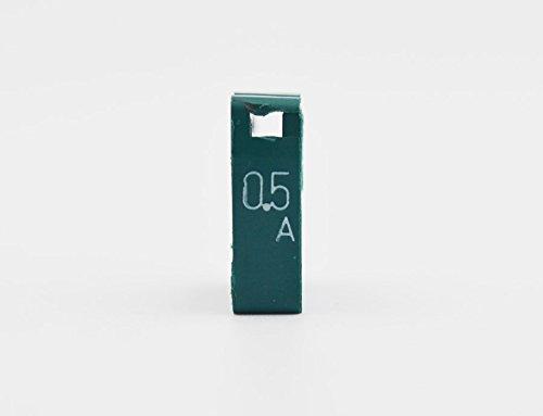 Daito Alarm Brand Fuse MP05 ( 0.5A ) 0.5 Amp 125V FANUC from Daito Alarm Brand