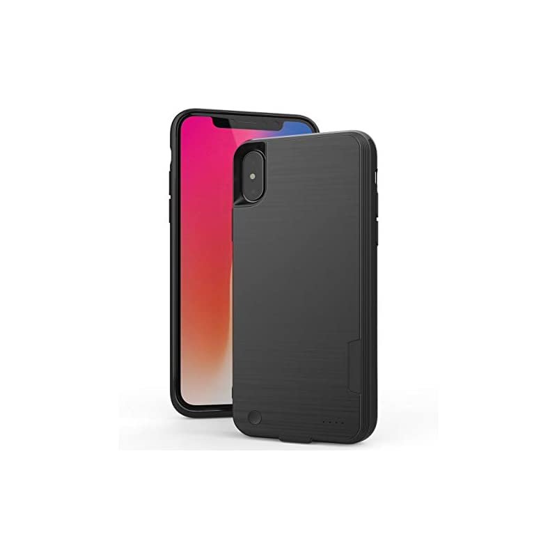 finest selection ce1c6 44404 Battery Case for IPhone Xs Max, ZTESY 6000mAh Capacity Portable ...