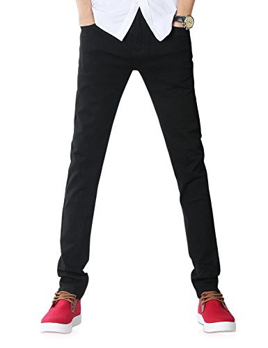 Demon&Hunter 808 Series Men's Skinny Slim Jeans DH8020(30)