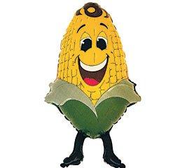 Corn Fruits Veggies Mylar Balloon product image