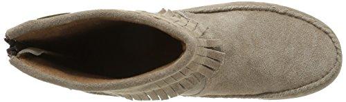 Les Tropéziennes par M. Belarbi Women's Crabe Moccasin Boots Marron (Taupe) FJtpI8