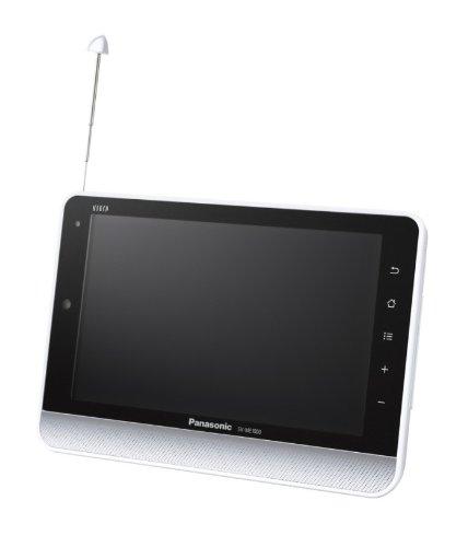 パナソニック 7V型 液晶 テレビ プライベートビエラ  SV-ME1000-W B008AG4FT8 グレイスホワイト