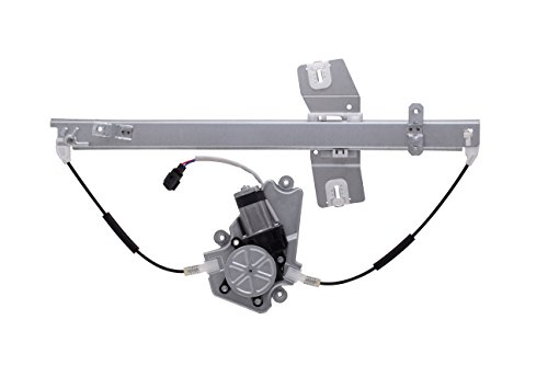 er Window Regulator With Motor Front Right Passenger Side For Jeep Liberty 2002-06 (To 2-25-06) - Liberty - SUV (Right Side Window)