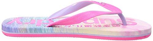 Superdry Women's AOP Flip Flops Multicolour (Miami Sea Aop Nw8) i2Q0TT