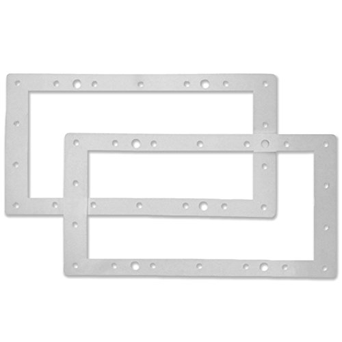 Replacement Wide Mouth Above Ground Pool Skimmer Gasket Set (Mouth Wide Ground Above)