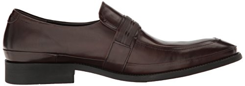 Kenneth Cole Reactie Mens Raakte De Baksteen Slip-on Loafer Bruine