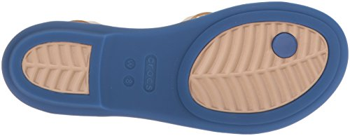 Pictures of Crocs Women's Isabella Gladiator Graphic Sandal 205146 6