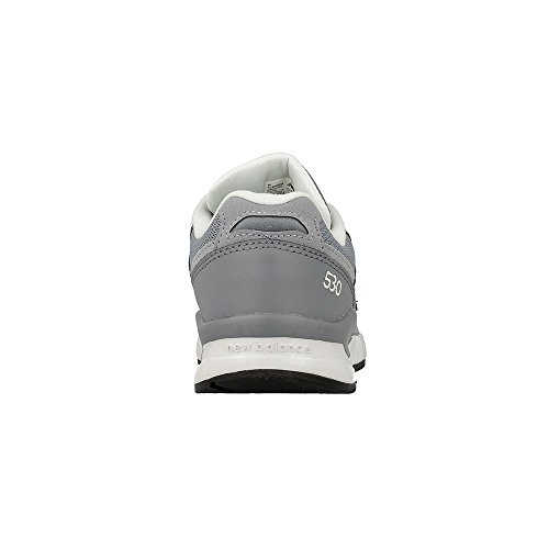 New Balance - 530 - KL530GXG - Farbe: Grau-Weiß - Größe: 40.0