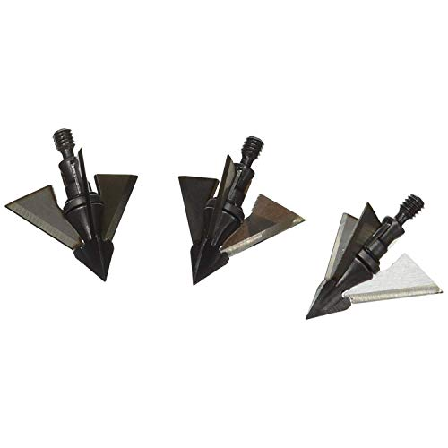 Quality Archery Designs QAD Exodus Swept Blade Broadhead 100 Grain