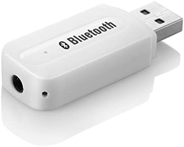 USB Wireless Bluetooth Stereo Audio Music Receiver Adapter For Home//Car Speaker