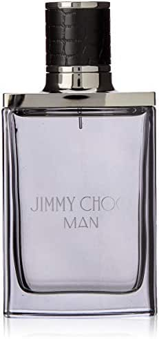 JIMMY CHOO Man Eau de Toilette Spray, 1.7 Fl Oz