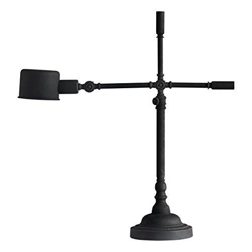 Zuo 50312 Turn Table Lamp Black Sand Granite
