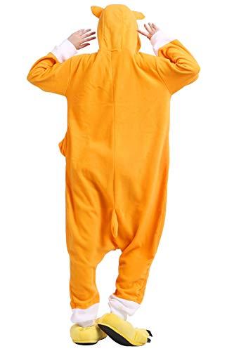 Mono Cosplay de Unisex Adulto Perro Traje Pijamas animal COftwxFq