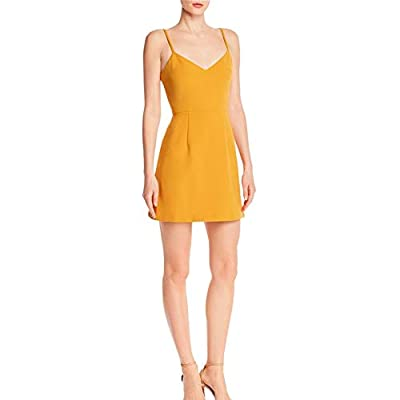 French Connection Women's Whisper Light Dress: Clothing
