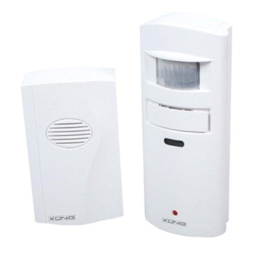 72 opinioni per König SEC-APW10 Infrared sensor Wireless White motion detector- Motion Detectors
