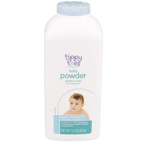 Baby Powder with Aloe & Vitamin E (Pack of 20)