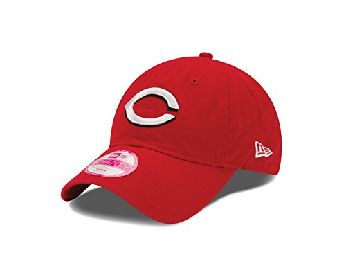 Sports Cincinnati Reds Baseball (MLB Cincinnati Reds Women's Essential 9Twenty Adjustable Cap)