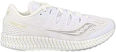 Saucony Running Shoes for Women, Size 7.5 US, White - S10355-11