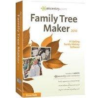 Price comparison product image Family Tree Maker 2010 Essentials