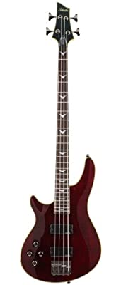 Schecter Omen Extreme-4 Bass Guitar (Black Cherry)