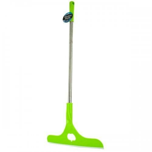 Kole Imports OL435 Window Squeegee with Detachable Handle