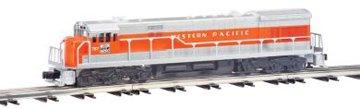U33c Diesel Locomotive - 1