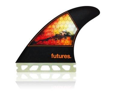 Future Fins Jordy Smith Surfboard Fins Set - MEDIUM