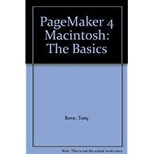 PageMaker? 4 Macintosh: The Basics