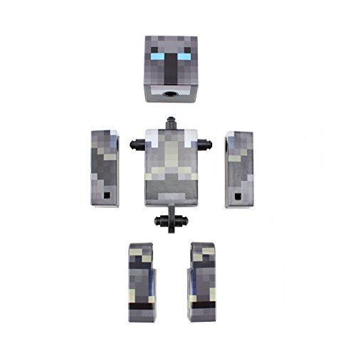 EnderToys Iron Armor Crusader Action Figure Toy, 4 Inch Custom