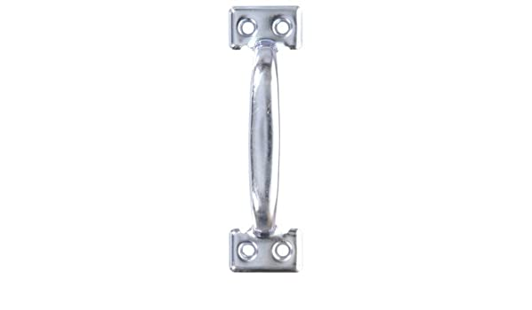 Amazon.com: The Hillman Group 851565 5-1/2-Inch Utility Door Pull, Zinc Plated (2): Home & Kitchen