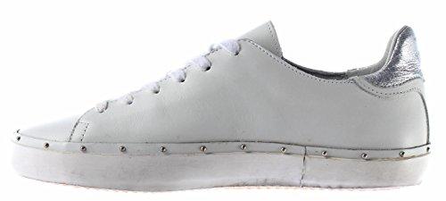 Rebecca Nappa Low Sneaker Chaussure White New RMMILT01WHSV Minkoff Michell Femme r6HaSrwq