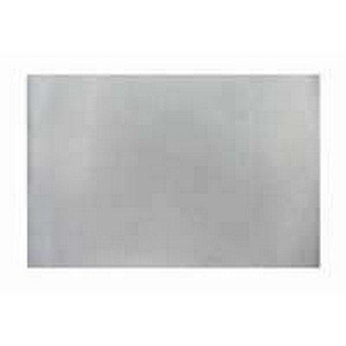 M-D 56020 28 Gauge 1' X 2' Galvanized Solid Steel Sheets