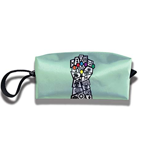 Pullma Toiletry Bag in.fi Nity War Cosmetic Pouch,Clutch Bag,Portable Travel Handle Organizer for Women Teens Girls ()