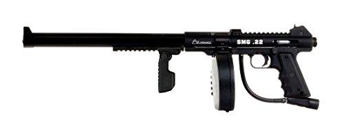 Air-Ordnance SMG-22 Full Auto Belt Fed Pellet Gun (Best 22 Caliber Rifle Semi Auto)