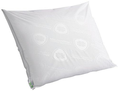 Clean Rest Premium Water-Resistant, Allergy and Bed Bug Blocking Pillow Encasement, Standard/Queen Clean Brands 845168002745