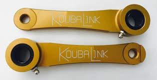 Kouba Link 701 Enduro and 701 Supermoto lowering 8-1