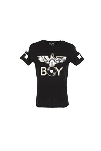 T-shirt Uomo Boy London S Nero Bl544 Primavera Estate 2017