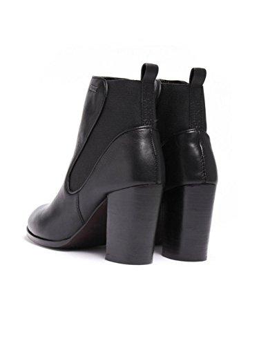 Black Chelsea Boot Fleur Superdry Heel zqYIzx8