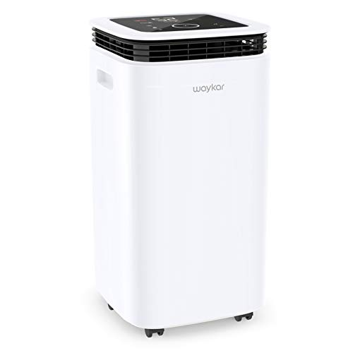 Waykar Dehumidifier for Basements Moisture Remove