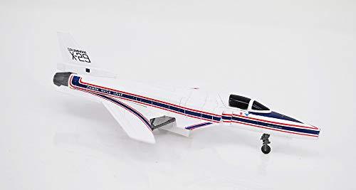 FloZ Dragon Grumman X-29 1/144 diecast Plane Model Aircraft