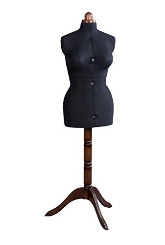Adjustable Dress Form Dritz (Dritz FG209 Lady Valet Dressform, Medium,)
