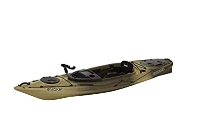 KL Industries Evoke Conquer 100 Fishing Kayak Camo