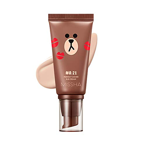 Missha Perfect cover Cream Friends product image