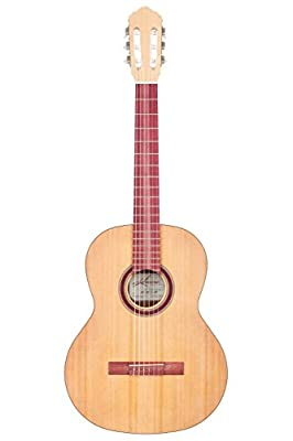 Kremona S65C GG Green Globe Series Nylon String Guitar by Kremona Trade, Inc