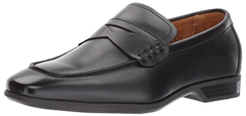 Pictures of umi Boys' Abbott Loafer Black 35 EU/ Black 35 EU/3 M US Little Kid 9